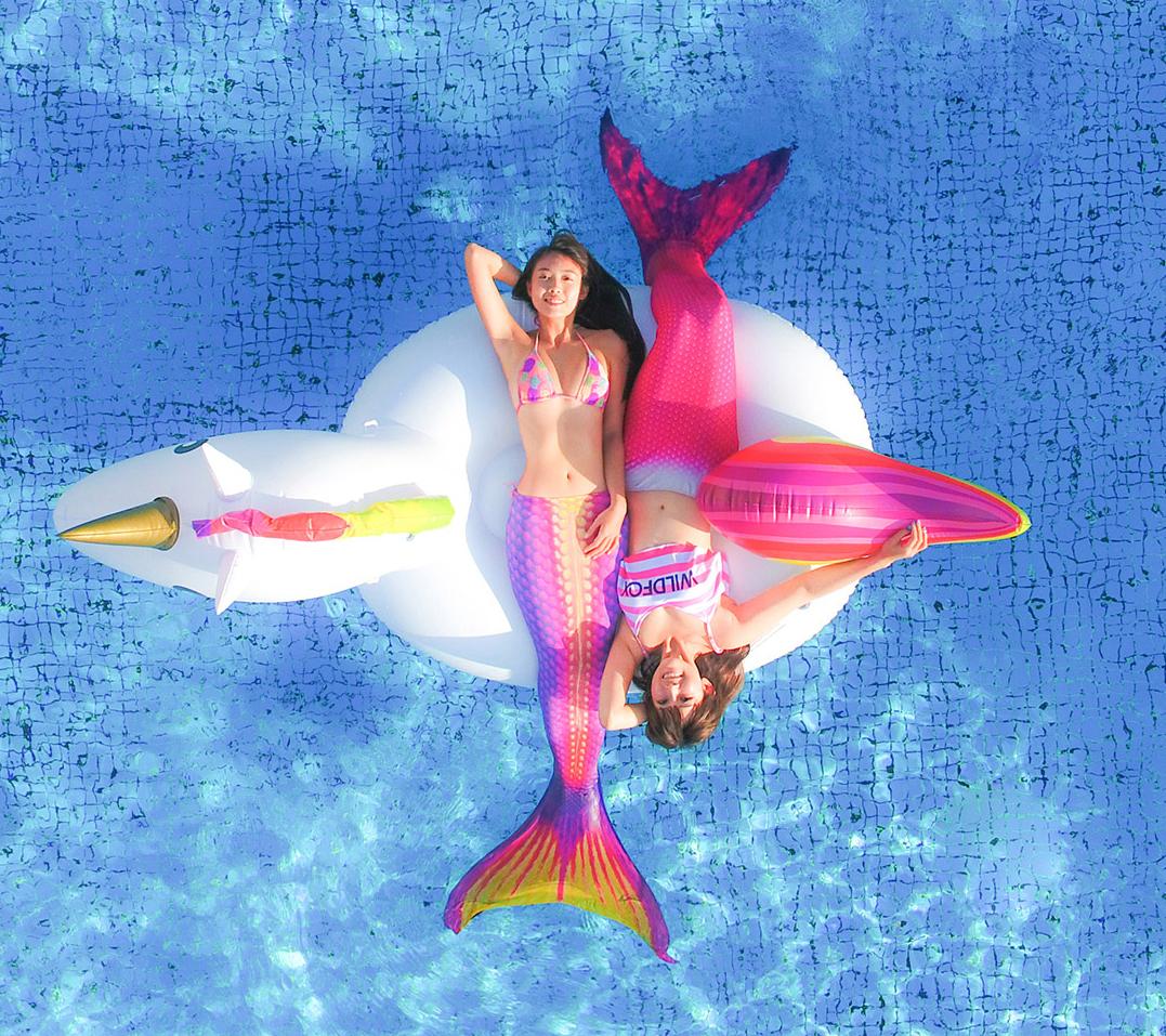 美人魚泳池課程(成人)