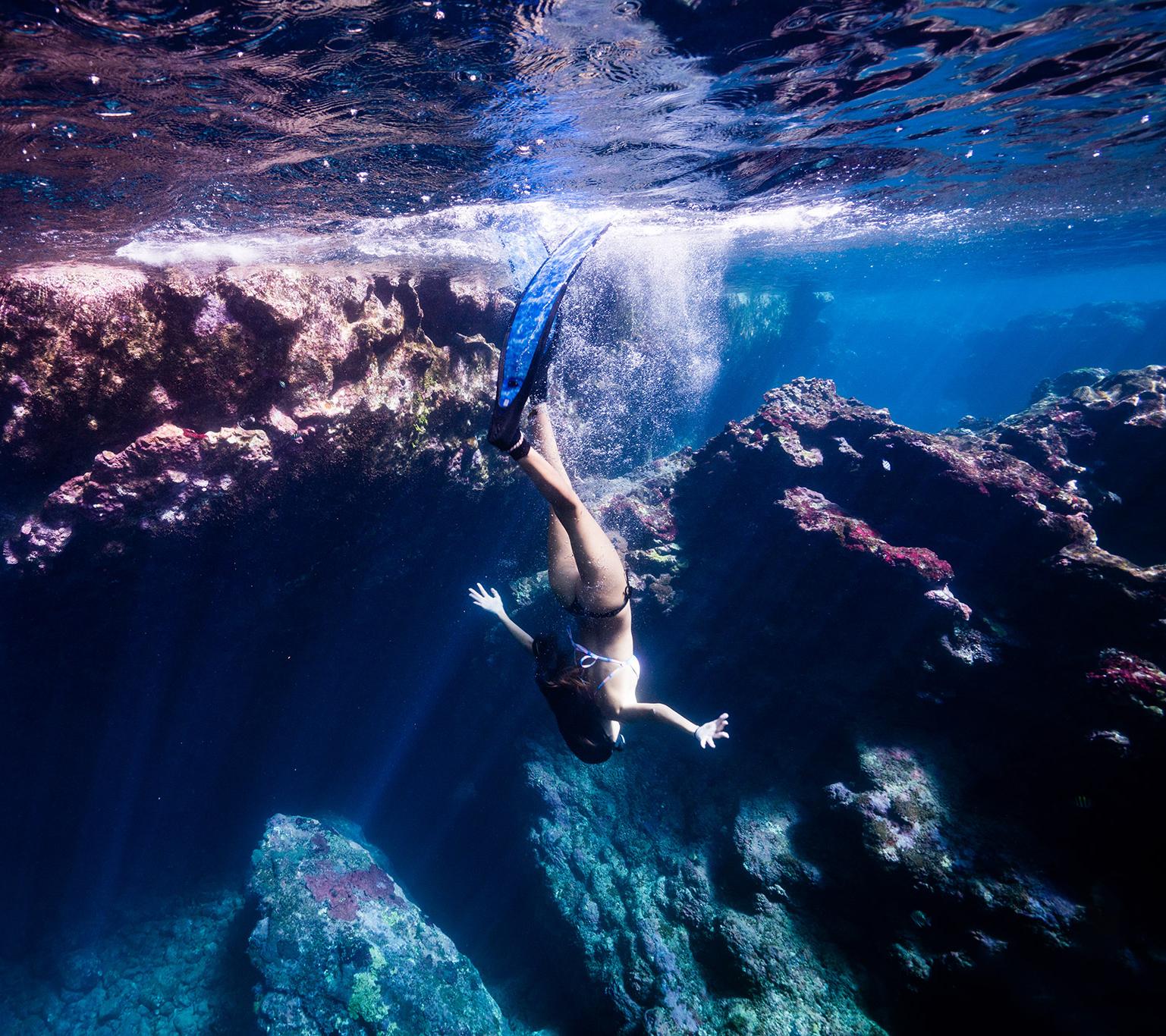 FREEDIVE 國際自由潛水AIDA2證照課程