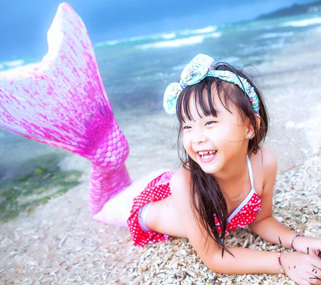 小美人魚體驗(兒童)