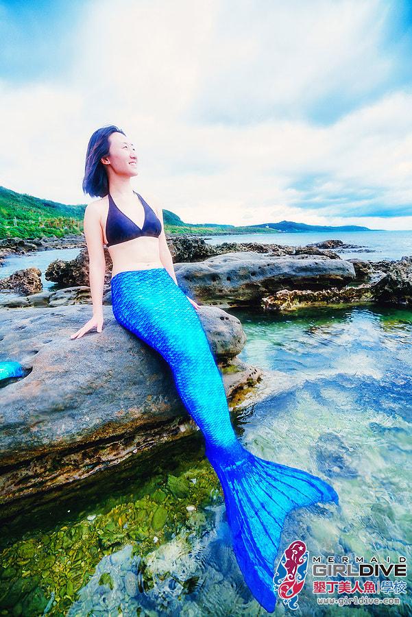 美人魚,mermaid,臺北,墾丁,台中