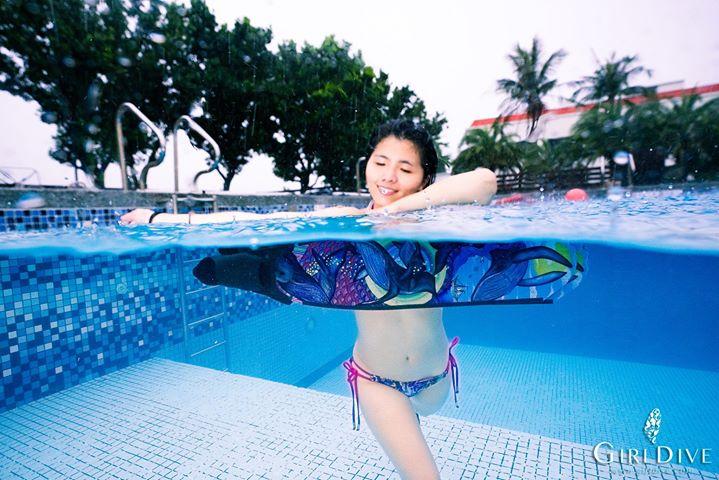 自由潛水,aida,國際證照課程,水下攝影,潛水