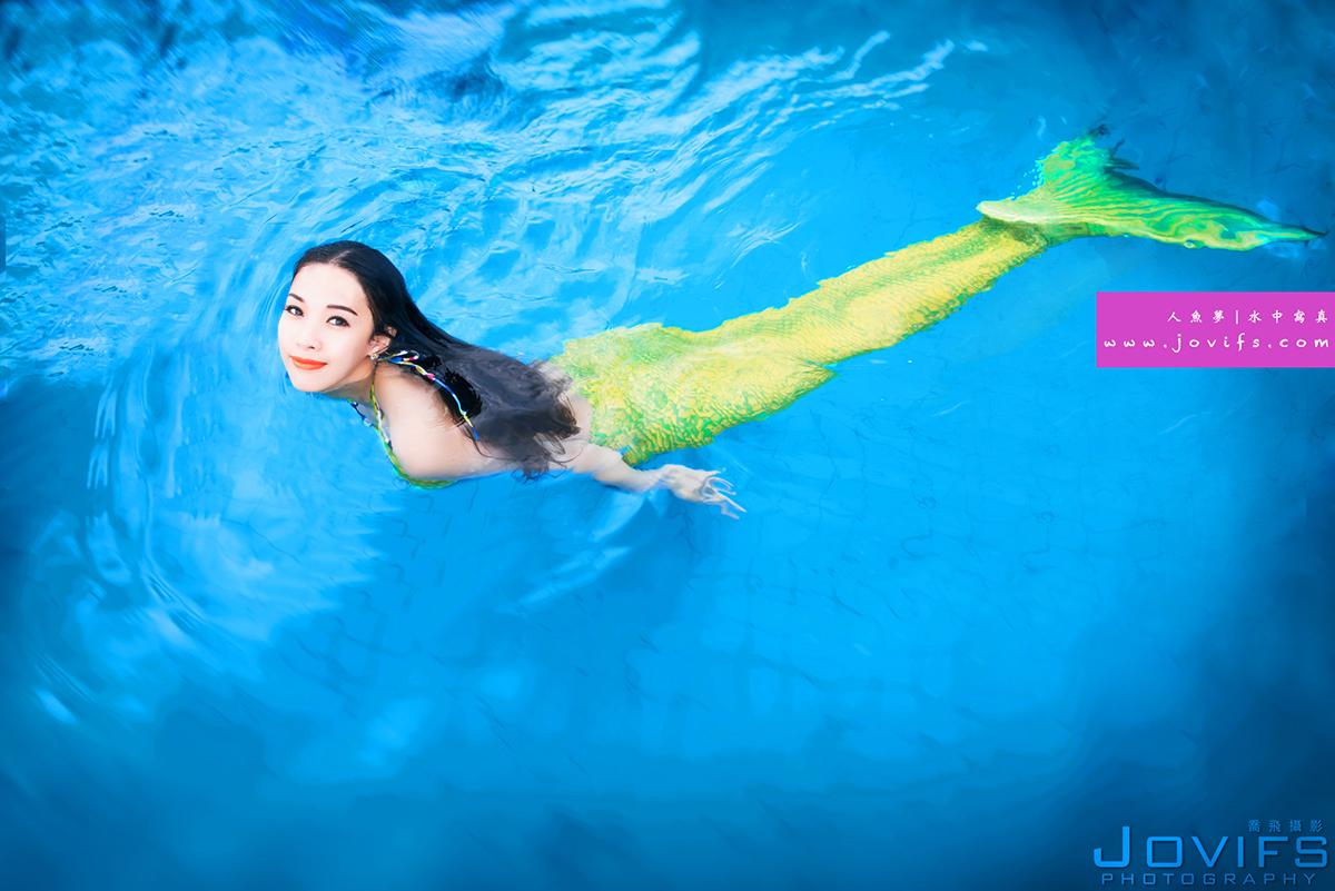 墾丁美人魚學校, 美人魚尾巴, 美人魚帆船寫真, 美人魚潛水課程, 美人魚運動, 美人魚體驗