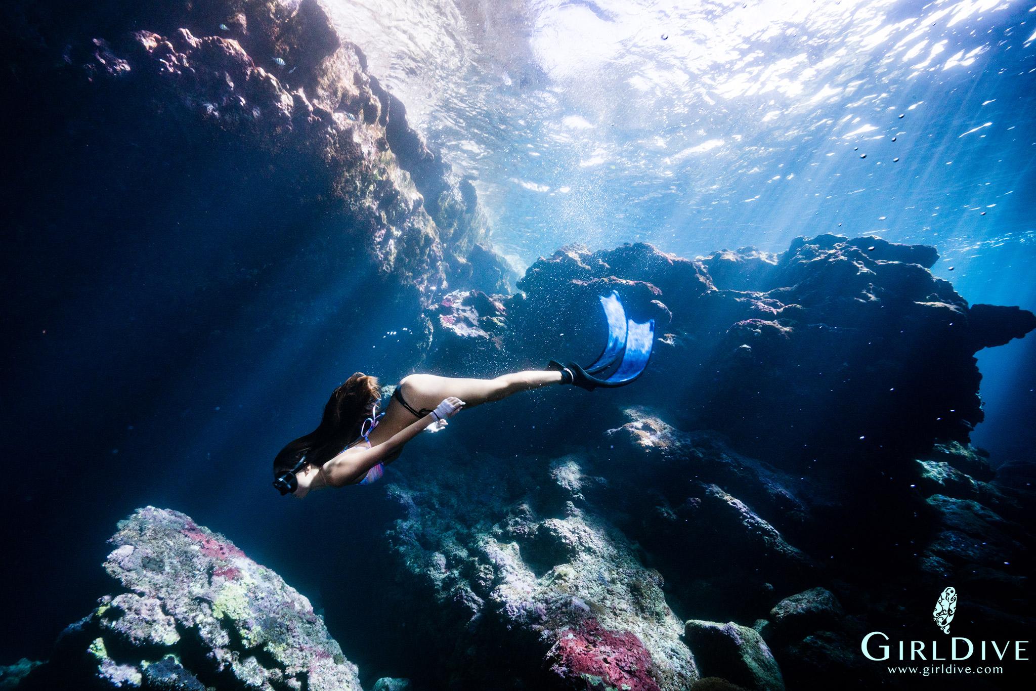 自由潛水,課程,費用,墾丁,綠島,