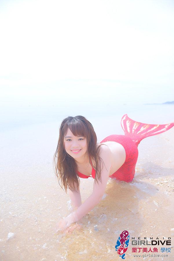 美人魚,課程,教練,leader fin, AQUA LUNG SPHERA