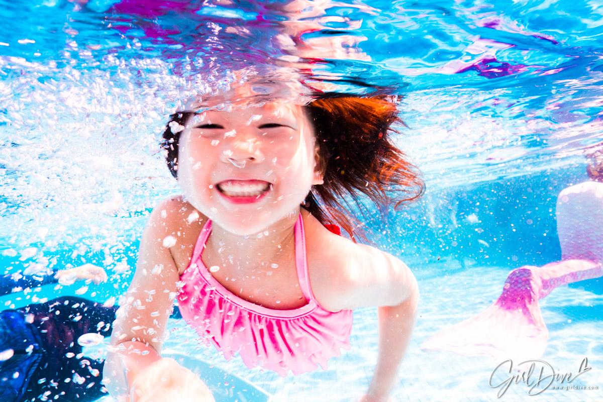 暑假小美人魚課程