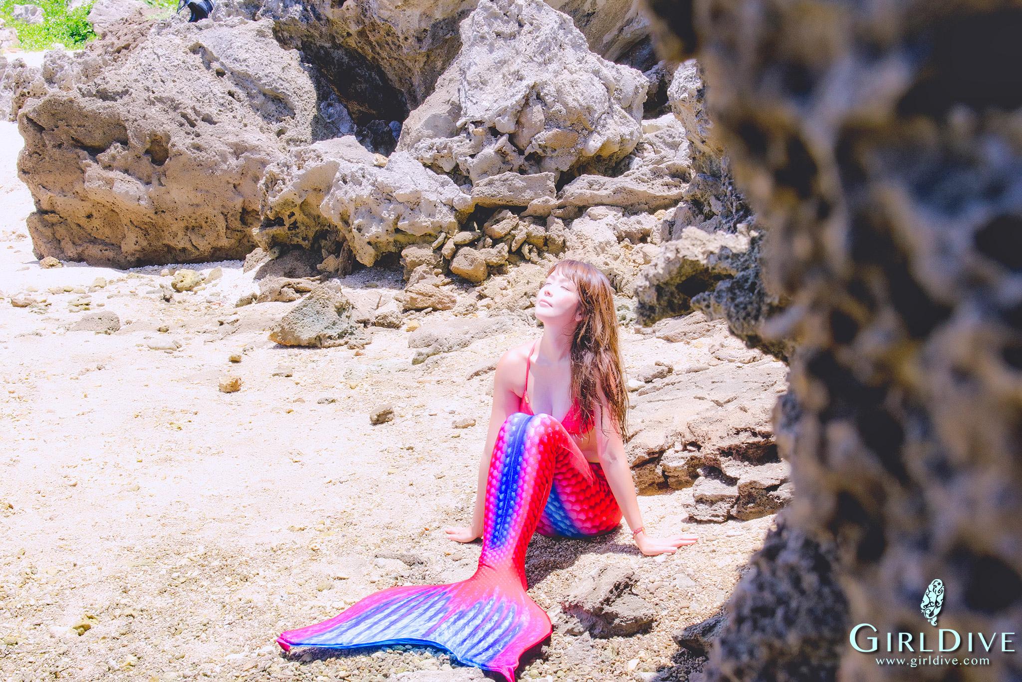 人魚尾巴,材質,攝影,浮潛,潛水