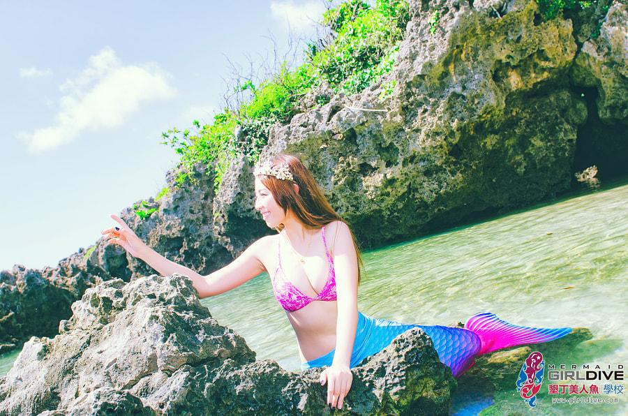 遠洋美人魚-小婷 馬來西亞