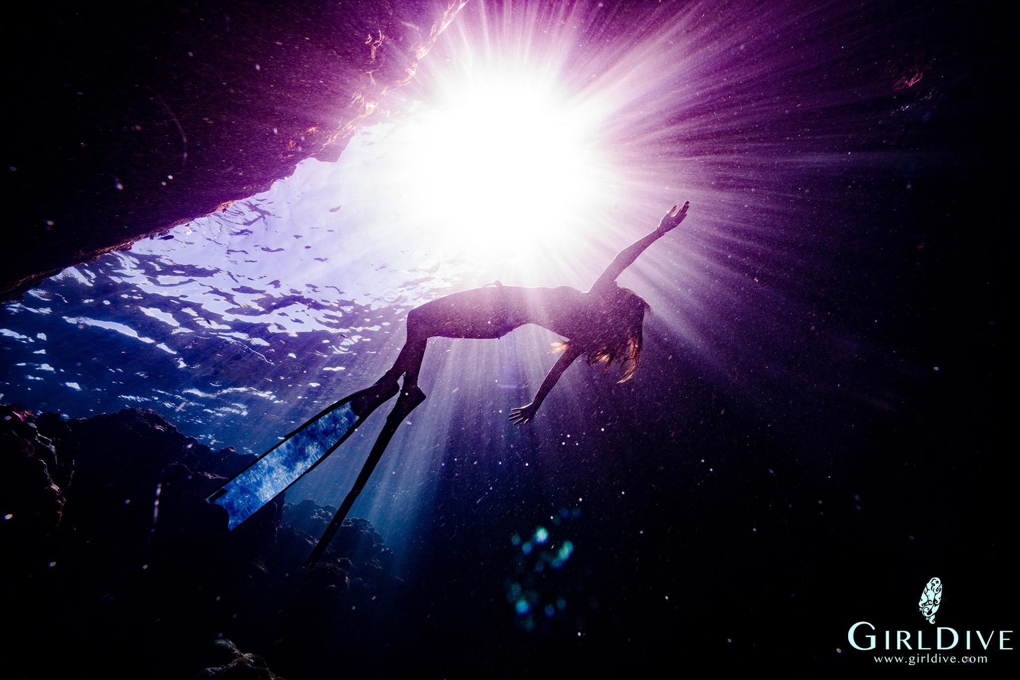 自由潛水,水中寫真,freediving,underwater,photography