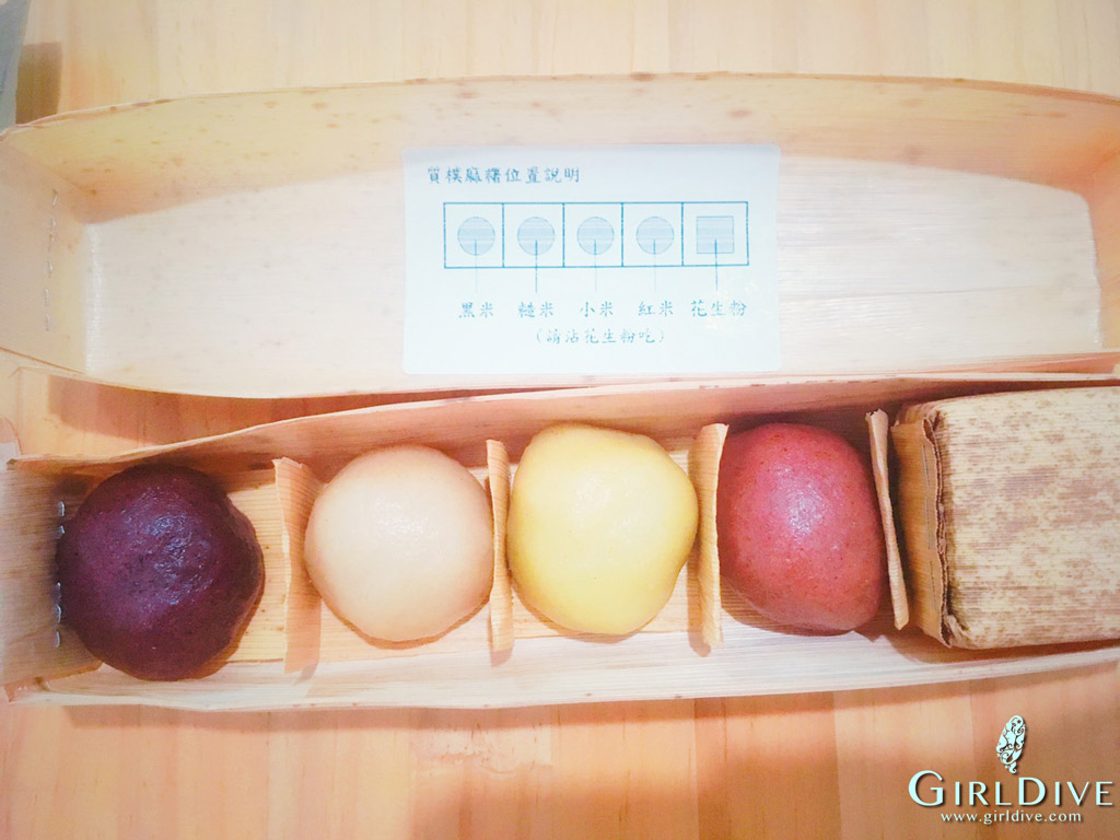 恆春,傳統,甜點,白羊道,麻糬